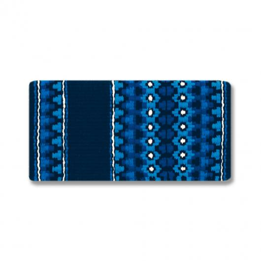 Mayatex Blanket Moonlight blue/turquoise