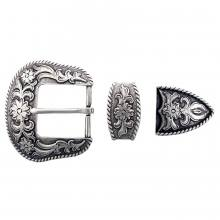 3 - teiliges Buckle Set Arizona