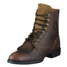 Damen Reitschuh Ariat Heritage Lacer II brown