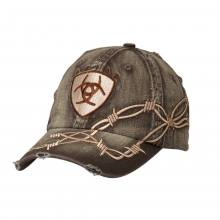 Coole ARIAT Cap im Used-Look zum...