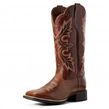 Ariat Damen Westernstiefel Breakout Rustic Brown