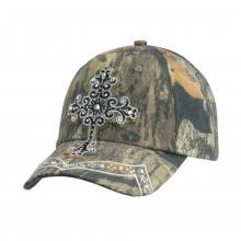 Coole Cap mit Camouflage Muster ...